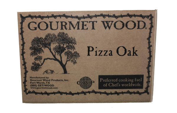 Oak 16″ Log Pizza split Box