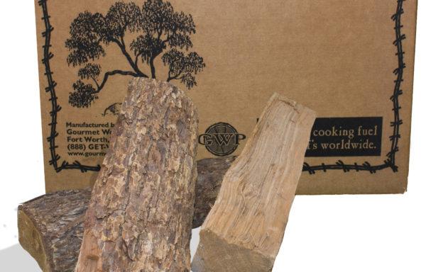 Pecan 16″ Log Box