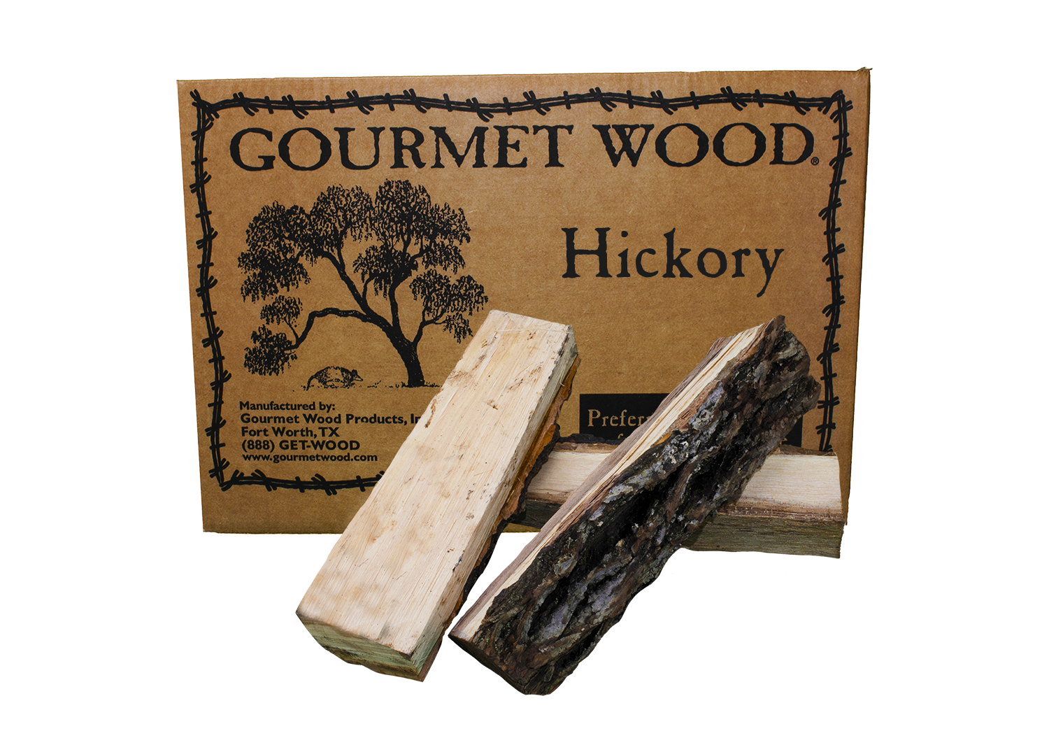 Hickory Smoking