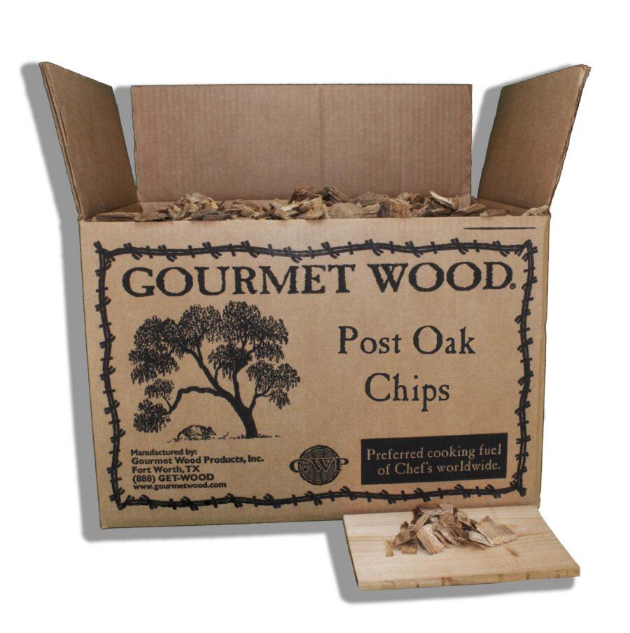 Post Oak Smoking Chips