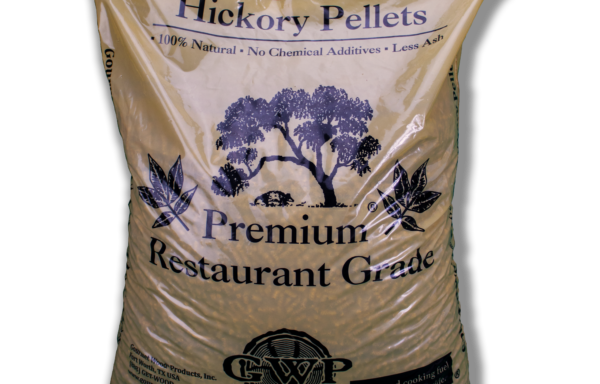 Gourmet Wood Hickory Pellets