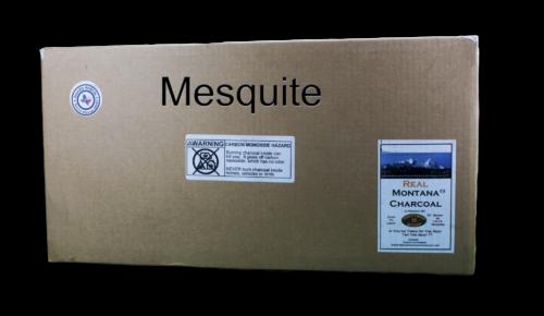 Real Montana Charcoal Mesquite
