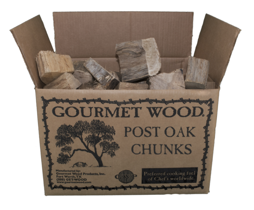 Post oak chunks